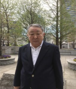 秋田県支部 支部長 冨野和夫